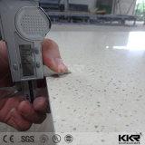 Feuille extérieure solide acrylique blanche pure d'usine pour le dessus de cuisine