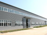 Il 9001:2008 di iso ha prefabbricato la tettoia di costruzione della struttura d'acciaio della fabbrica