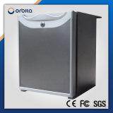 Refrigerador da única porta de vidro de Orbita mini para os hotéis Chain