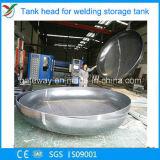 Especialización en la fabricación de la pista del acero de carbón con el diámetro grande