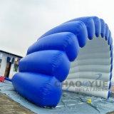 Новый подгонянный шатер воздуха конструкции раздувной для напольного случая