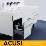 Meubles simples américains en gros de la meilleure qualité neufs de salle de bains de Module de salle de bains de vanité de salle de bains de laque de type (ACS1-L02)