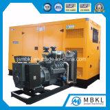 Groupe électrogène diesel silencieux superbe actionné par Deutz Engine 50kw/63kVA-500kw/625kVA