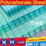 Honeycomb Sunshine Panels Polycarbonate Sheet