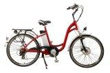 Дешевой велосипед подвеса Bike рамки сплава тарельчатого тормоза безщеточной электрической моторизованный вилкой