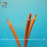 Abrigo eléctrico de la conexión del aislante de tubo del encogimiento del calor del 2:1 de la poliolefina de Sunbow 8m m