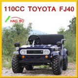 Blue Color 125cc Toyota Land Cruiser Jf-40