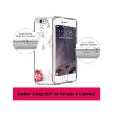 더하기 iPhone 7을%s 단단한 뒤판 고급 보호 풍부한 케이스