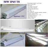 IP65 de LEIDENE van de waterdichte T8 50W 5FT 1.5m LEIDENE Lamp van de Buis Verlichting van het tri-Bewijs