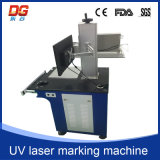 China CNC Hochgeschwindigkeitsuvmarkierungs-Maschine laser-3W