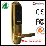 Fechamento de porta Keyless E3333 do hotel do smart card de Orbita Digital
