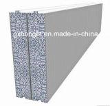 Tarjeta ligera de la pared del panel de pared del yeso que hace la máquina