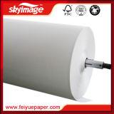 77GSM крен 44 '' *100m голодает сухая бумага сублимации краски высокого тарифа перехода для принтера Inkjet