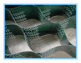 Высокопрочная клетчатая система Geocells, пластичная подъездная дорога удерживания гравия решетки