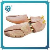 伸縮性がある木の靴の伸張器、靴の木