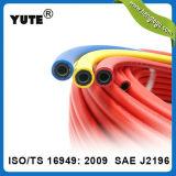 Boyau en caoutchouc de remplissage de qualité de Saej 2196 de marque de Yute avec des garnitures