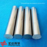 Vários tamanhos de barras do carboneto de tungstênio com polonês excelente