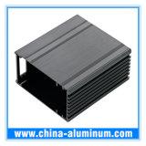 Usine décorative de bonne qualité de la Chine de profil de porte de guichet en aluminium