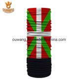 De hete Polyester Elastische Bandana van de Vacht van de Manier Polaire