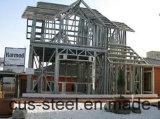 プレハブの軽い鉄骨構造または専門家のDesigneの鋼鉄フレームワーク