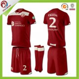 Qualitäts-nach Maß Kind-Fußball-Jersey-Fußball-Hemd