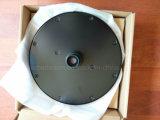 8インチのマット黒いWelsの承認の真鍮のシャワーの一定のシャワー・ヘッド