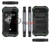 자이로스코프 센서 (KV6000)를 가진 4.7inch 4G Octa 코어 워키토키 세 배 증거 Andorid6.0 Smartphone