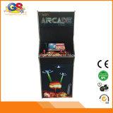 Máquina de juego vertical de madera del coctel con los juegos de la obra clásica de Muli
