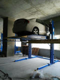 Elevatore AA-2p8032 di parcheggio dei 2 alberini
