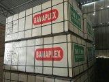 Het Mariene Triplex, het Gezicht Okoume/Bintangor en de Rug van uitstekende kwaliteit, Kern van de Populier, 1220X2440X15mm