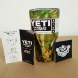 Copos coloridos do Yeti da caneca do aço inoxidável do Rambler do Tumbler de 30oz Camo
