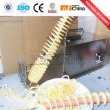 Slicer картофельной стружки нержавеющей стали электрический