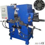 Curvatura de colocação de correias hidráulica que faz a máquina