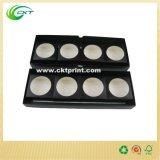 Empaquetado de papel negro tamaño pequeño de la resina (CKT-CB-604)