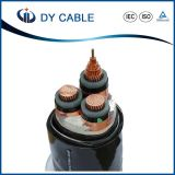 XLPE isolierte Kurbelgehäuse-Belüftung umhülltes Flachkupfer Condutor Energien-Kabel