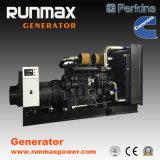 20kVA~1500kVA abrem o tipo jogo de gerador Diesel da potência de Cummins/Genset (RM100C1)