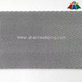 Tessitura di nylon grigia della cintura di sicurezza da 2 pollici