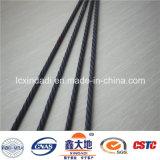 провод низкой релаксации высокой напряженности 1670MPa 4.8mm стальной