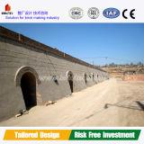 Alta calidad planta de fabricación de ladrillos de arcilla