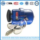 Mètre magnétique d'activité de l'eau de corps volumétrique de fer de piston rotatoire de Dn15mm