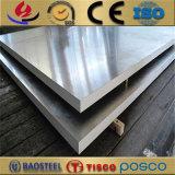 1050 анодируйте алюминиевый лист при покрынный цвет