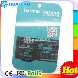 EPC1 Gen2 외국인 9662 RFID UHF 의복 의류 걸림새 꼬리표