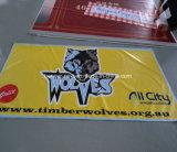 Напольное изготовленный на заказ печатание рекламируя знамя PVC винила (SS-VB93)