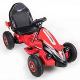 Elektrisch Reiten-auf Kart Spielzeug der Kinder Car- rotem Luft-Gummireifen (zwei Batterie des Motor zwei)