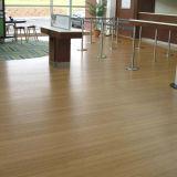 Nuevo suelo de bambú barato carbonizado del diseño
