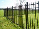 Порошок Ce/SGS Interpon покрыл чередуя загородку сада пикетчика верхнюю для обеспеченности