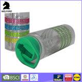 Бутылка воды полосы силикона Shine 750ml