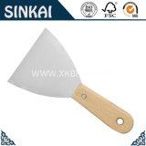 Qualitäts-Edelstahl-Kitt-Messer
