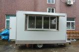 Restauração móvel Van do alimento da alta qualidade para a venda americana