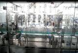 Tipo linear máquina que capsula de relleno que se lava del agua para la botella 5liters